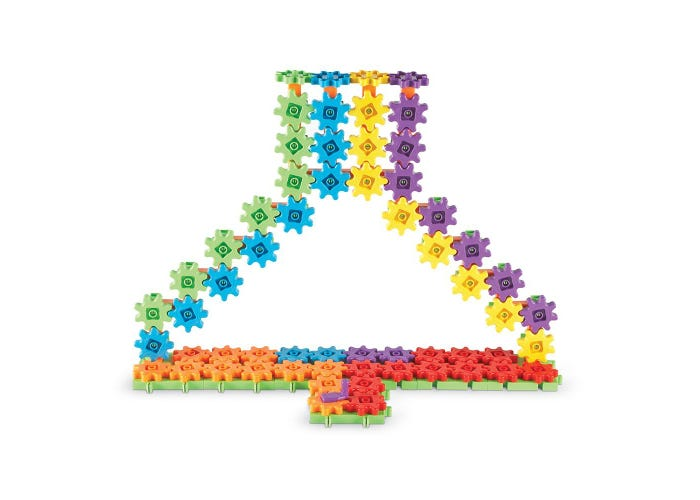 Gears! Gears! Gears!® Super Building Set (Set of 150)