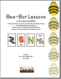 Bee-Bot Lessons (Digital or Print Available)