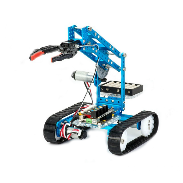 Ultimate 2.0- The 10-in-1 STEM Educational Robot Kit