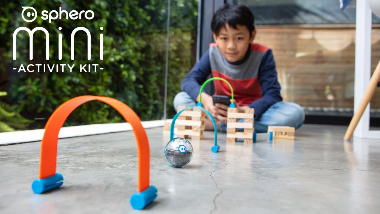 New Sphero Mini Activity Kit - STEM Based Learning (Available in October)