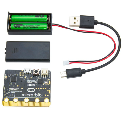 BBC micro:bit - Go Kit (Assembled by BuyaPi)