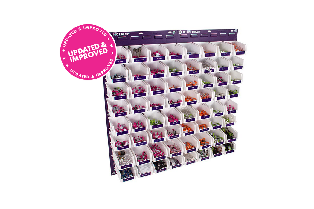 littleBits School Solutions ( 2 Classrooms of 24 Students + 1 MakerSpace) NEW!
