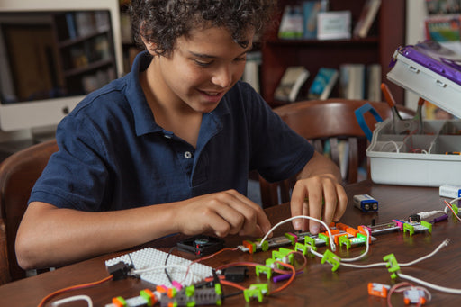 littleBits Starter Solution (18 Student Solution) - NEW!