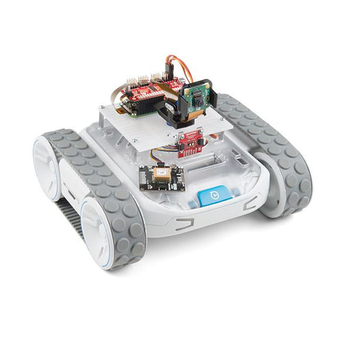 Advanced Autonomous Kit for Sphero RVR