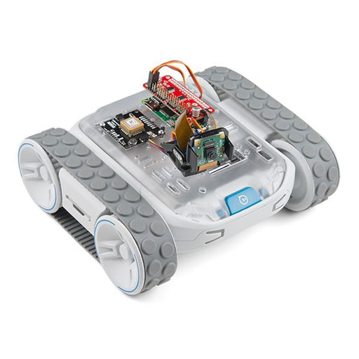 Basic Autonomous Kit for Sphero RVR