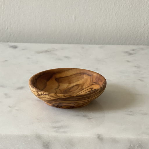 Olive Wood Mini Bowl