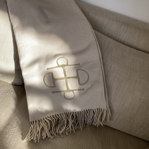 T.B.E. Oversized Cashmere Merino Throw
