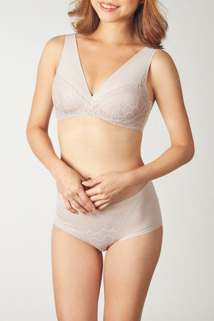 FinelyCup C108: Curve Series Lifestyle Bra without Underwire