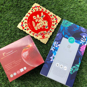 CNY Bundle 2: Venna Rice Spa & SwissCórr Apple Stemcell