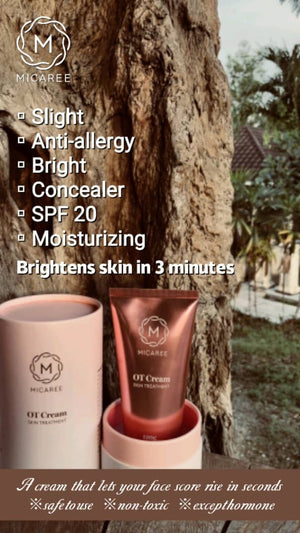 MICAREE: OT Whitening & Brightening Cream