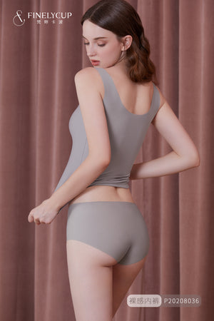 FinelyCup P20208036: Pants Series Nude Seamless Panties
