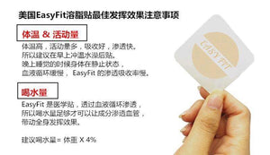 EasyFit Weight Loss & Fat Burning Clinical Patch (84-Day Supply: USA 4th Generation)