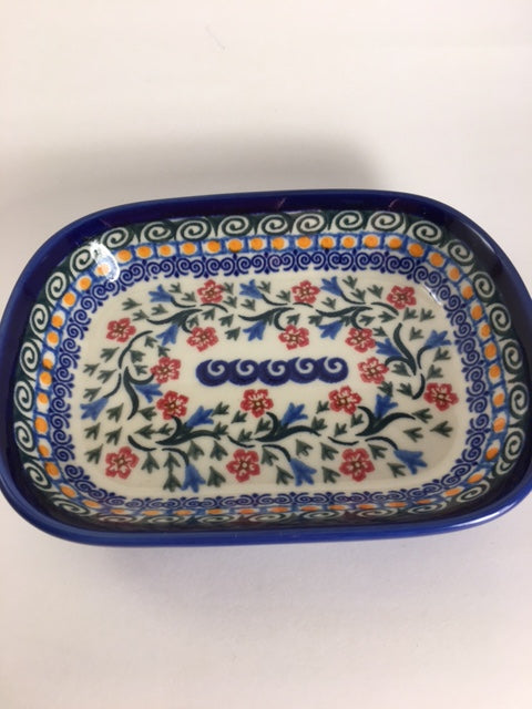 Handpainted Polish Pottery