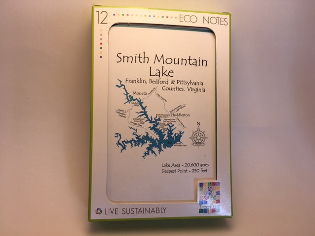 Smith Mountain Lake Notes