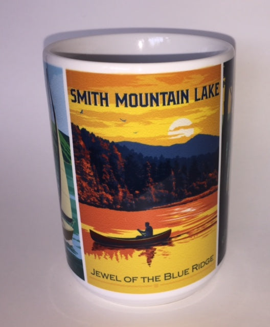 Smith Mountain Lake Mug
