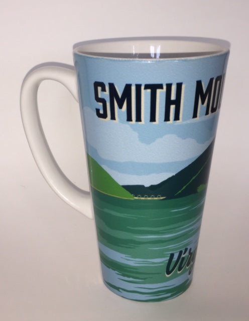 Smith Mountain Lake Latte Mug