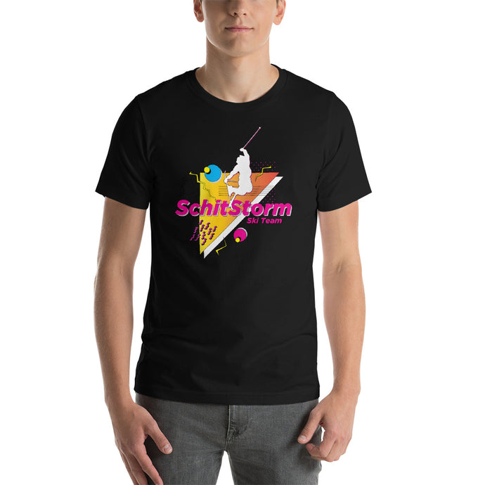 SchitStorm Ski Team Short-Sleeve Unisex T-Shirt