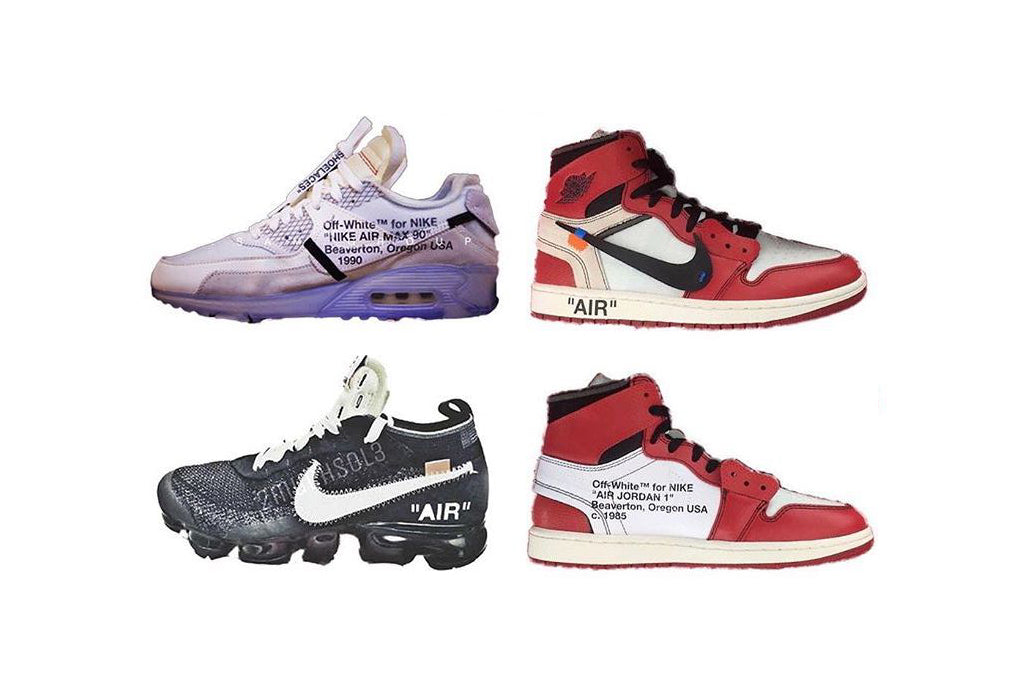 Nike Off-White Collab coming in September!