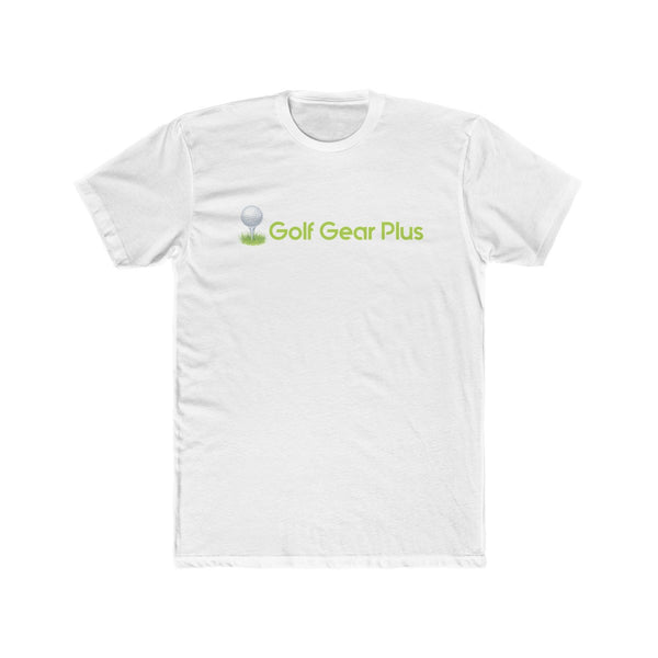 Golf Gear Plus Men's Cotton Crew Tee