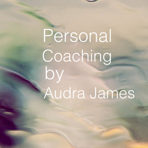 Personal Coaching by Audra James - Payment 1