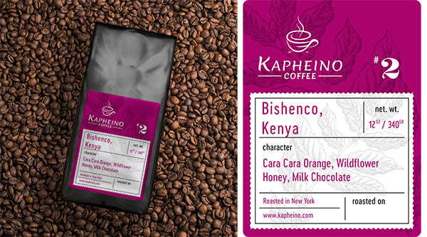Bishenco, Kenya (Single Origin)