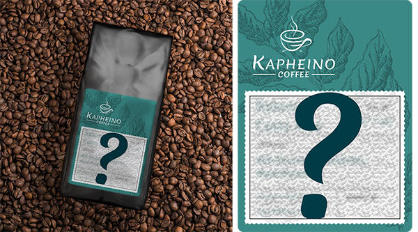Coffee of the Month - 6 Months Pre-paid - 1 Free Bag + A FREE Starter Kit