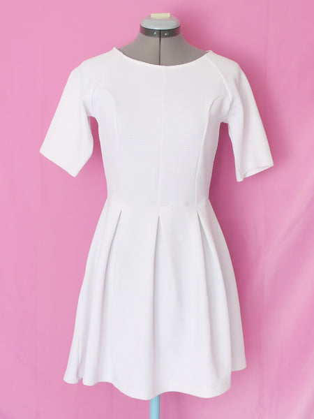 ASOS Petite little white dress US8