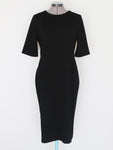 Dorothy Perkins fitted little black dress US10