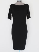 Dorothy Perkins fitted little black dress US8