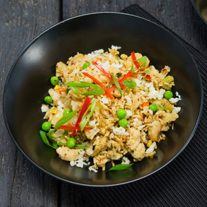 CHICKEN & CAULIFLOWER FRIED RICE (GF, DF, EF)