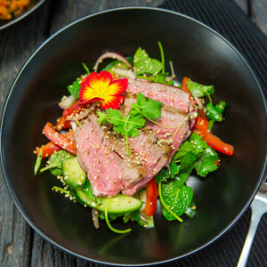 THAI BEEF SALAD (GF, DF, EF)