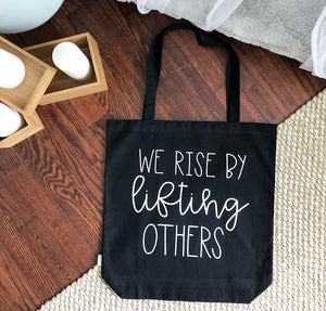 Lifting Others Tote