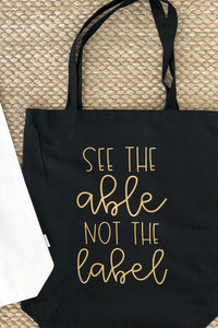 See the Able Tote