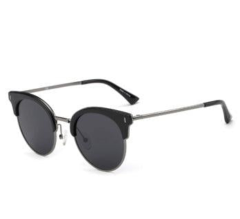 Womens Cat Eye Polarized Sunglasses-Accessories-Three:Twelve