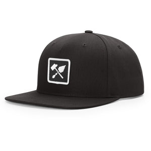 Bricks and Bombs Tools Snapback Black
