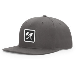 Bricks and Bombs Tools Snapback Grey