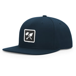 Bricks and Bombs Tools Snapback Navy