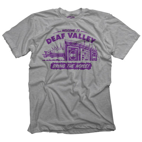 Highland & State LSU Deaf Valley T-shirt