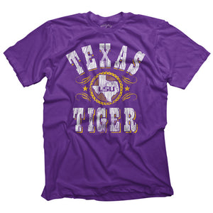LSU Texas Tiger T-shirt