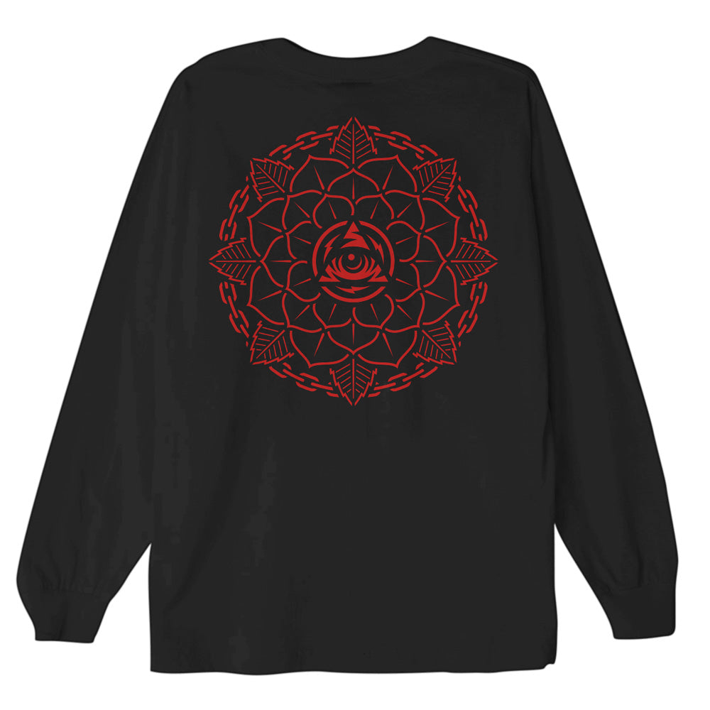 Icon Rose Chain Longsleeve T