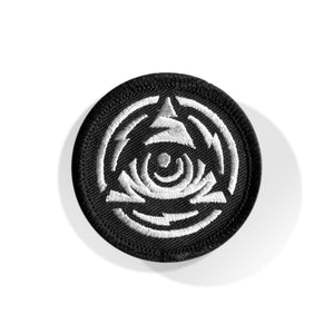 Icon Eye Seal Patch Black/White