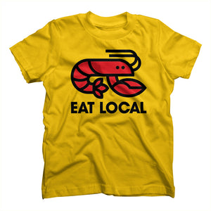 Eat Local Kids T