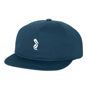 Louisiana Pelican Icon Snapback