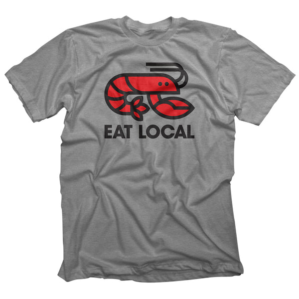 Eat Local Crawfish T