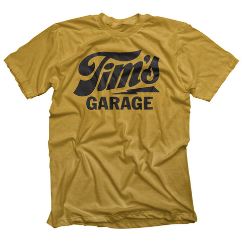 Tim's Garage Logo T-shirt