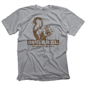 Squirrel: The Other White Meat
