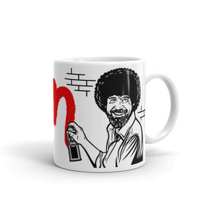 Icon Bob Ross Coffee Mug