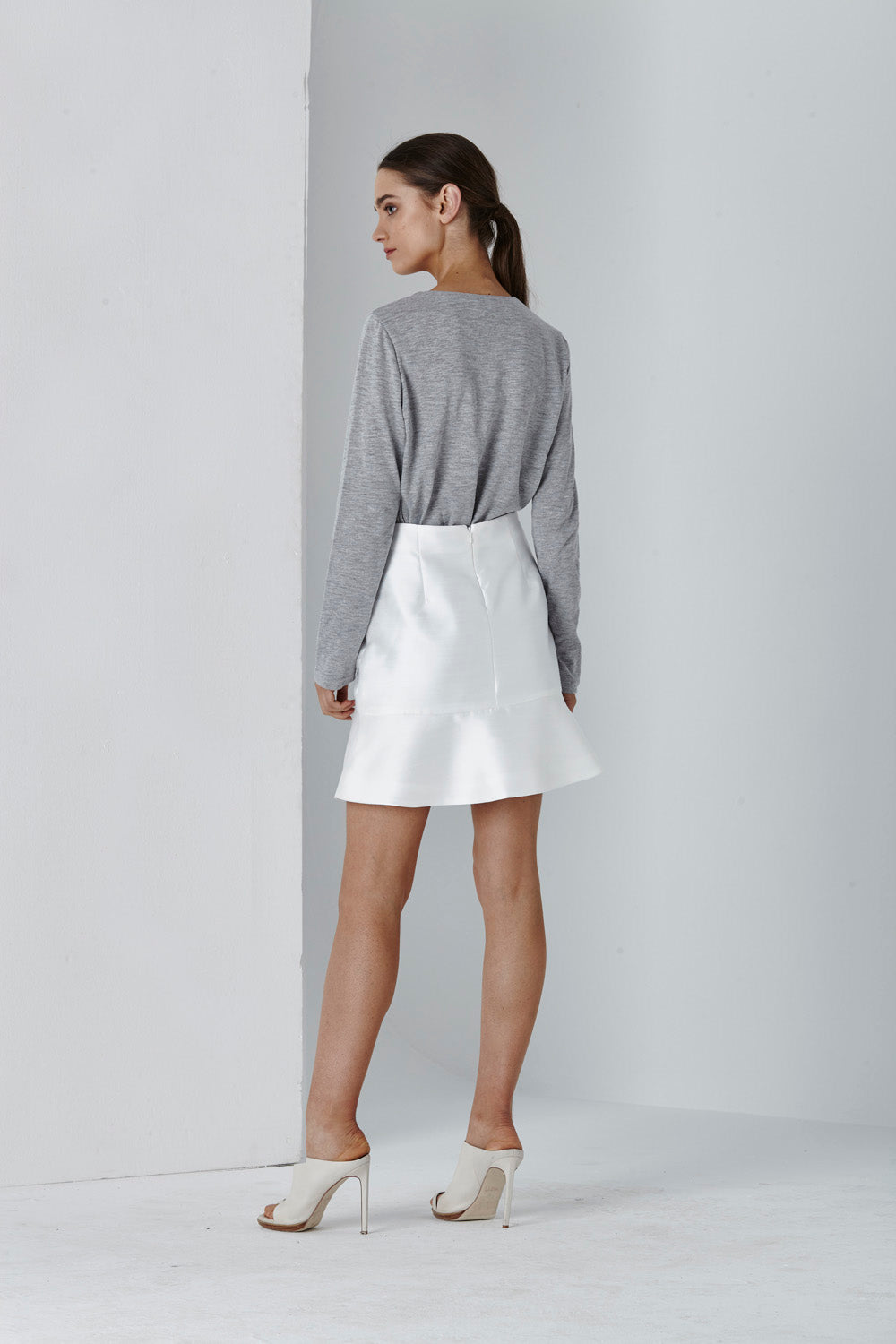 DOLCE FLARED SKIRT