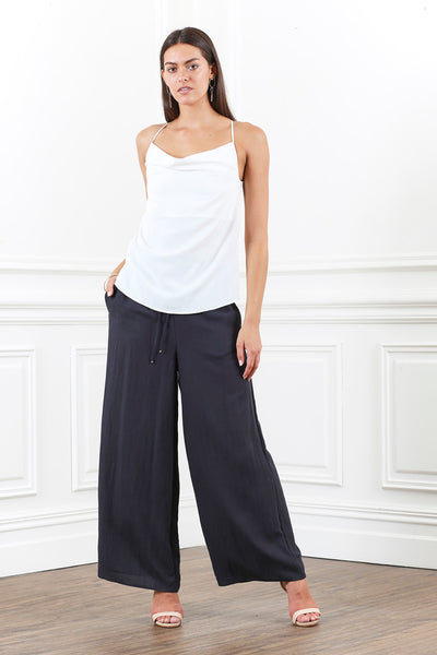 LUSTRE WIDE PANTS