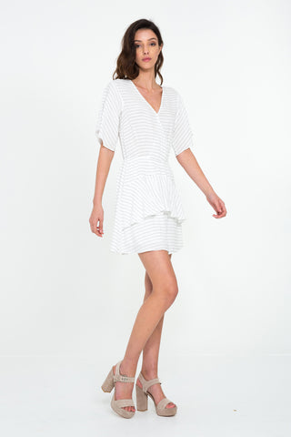 PLAY STRIPE DRESS